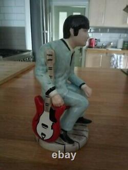 Lorna Bailey John Lennon Large Beatles Figurine Signed USA