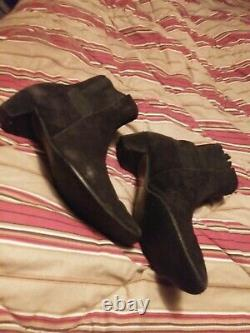 Men's beatle boots size 11 original just like John Lennon wore
