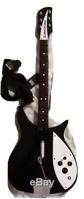 Mint! Xbox 360 Rock Band The Beatles Guitar Rickenbacker John Lennon Limited