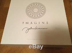 Molecule8 Beatles John Lennon Imagine Figurine Dual Heads NEW! Reduced