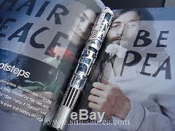 Montblanc John Lennon Skeleton The Beatles Limited Edition 70 Fountain Pen 2010