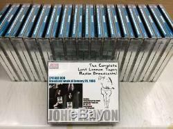NEW Beatles John Lennon Lost Lennon Tapes set 64disc ##Yu826