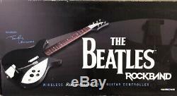NEW Xbox 360 Beatles Rock Band John Lennon Rickenbacker 325 Guitar Controller