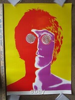 ORIGINAL JOHN LENNON by Richard Avedon Look Magazine 1967 the Beatles