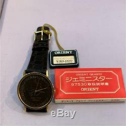 Orient The Beatles John Lennon BAG ONE Wrist watch for the promotion Super rare