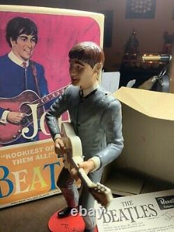 Original John Lennon Assembled Revell Model