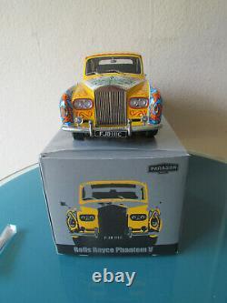 PARAGON 118 ROLLS ROYCE PHANTOM V JOHN LENNON OVP / Box