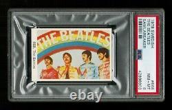 PSA 8 THE BEATLES 1978 Paul McCartney, John Lennon, George Harrison, Ringo Starr
