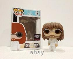 Pop Funko JOHN LENNON CUSTOM Exclusive Collectible The BEATLES Abbey Road Chase