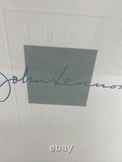 RARE John Lennon LITHOGRAPH Signed YOKO ONO Baby Grand Bruce McGaw 1998 #334