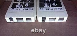 RARE ORIG 1969 8 track tape The Beatles WHITE ALBUM John Lennon PLAY EX 8XWB 101