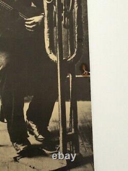Rare TORONTO ROCK'N'ROLL REVIVAL 1969 1st printing POSTER JOHN LENNON, THE DOORS