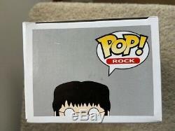 Rare Vaulted John Lennon Beatles Funko Pop Vinyl New in Mint Box + Protector