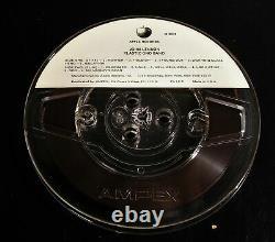 Reel To Reel Tape-John Lennon-Plastic Ono Band-1970-7 1/2-Insert-TESTED-Beatles