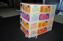 Revell The Beatles-john Lennon, Paul MC Cartney, George Harrison, Ringo Starr