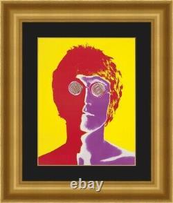 Richard Avedon The Beatles John Lennon Custom Framed Free Shipping USA