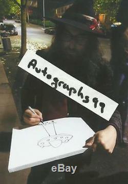 Sean Lennon Signed Fender Guitar Coa + Proof! John Lennon The Beatles Autograph