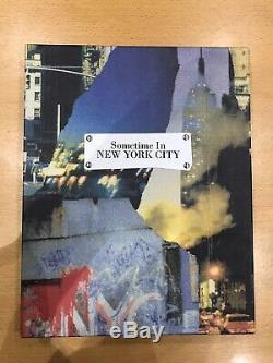 Sometime In NYC New York City Signed Yoko Ono Bob Gruen John Lennon Beatles