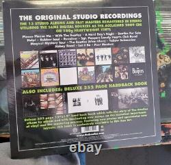 Stereo Vinyl Box Set by The Beatles (Record, 2012)