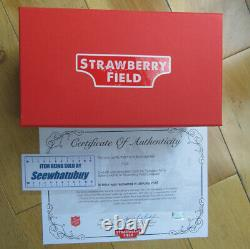 Strawberry Field Salvation Army Children's Home Brick The Beatles John Lennon