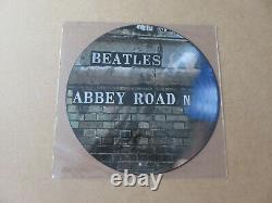 THE BEATLES Abbey Road CAPITOL EMI ORIGINAL 1978 USA PICTURE DISC LP SEAX-11900