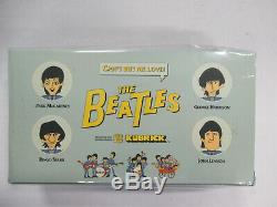 THE BEATLES Can't Buy Me Love! Kubrick Medicom Figures Ringo John Lennon NIB! ZQ