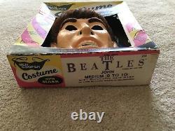 The Beatles 1964 John Lennon Costume By Ben Cooper