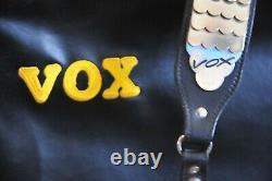 The Beatles Classic John Lennon Vox Python Leather Guitar Strap