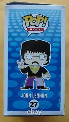 The Beatles FUNKO POP! ROCK JOHN LENNON in box