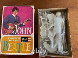 The Beatles John Lennon 1964 Revell Model Kit