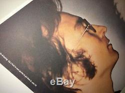 The Beatles John Lennon IMAGINE art print LENONO Hand Signed YOKO ONO