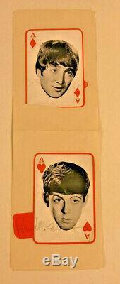 The Beatles / John Lennon Paul McCartney / Authentic Signed JSA Auth Autograph