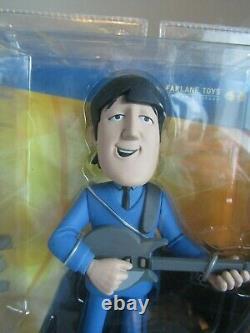 The Beatles John Lennon Spawn. Com McFarlane Figure 2004 Rare Boxed