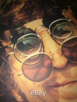 The Beatles John Lennon Walls and Bridges art print LENONO Hand Signed YOKO ONO