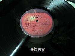 The Beatles Let It Be US Press NM Original Shrink US Apple Gatefold LP