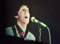 The Beatles Live in Tokyo vhs Meda Media rare very obscure