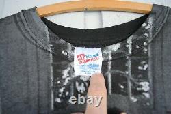 The Beatles Overprint Hey Jude T Shirt XL John Lennon The Doors Led Zeppelin AOP