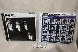The Beatles Stereo Box Set (CD, 2009, Capitol) -EXCELLENT -COMPLETE withMini Doc