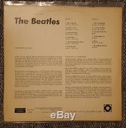 The Beatles Ultra Rare German Record Club Issue Vinyl Lp J 033 John Lennon J-033