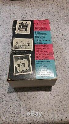 The Beatles Vintage Beatles Remco Doll with Original Box 1964 George Harrison