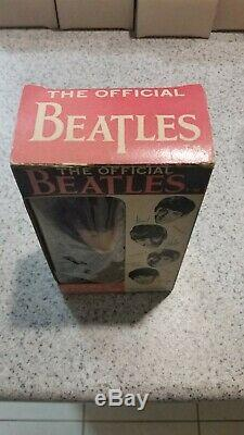 The Beatles Vintage Beatles Remco Doll with Original Box 1964 JOHN LENNON