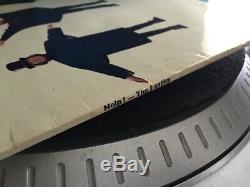 The Beatles Vinyl Lp HELP Uk 1965 ORIGINAL 1st Press Rare Outline STEREO