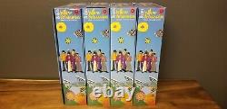 The Beatles Yellow Submarine 16 Scale Figures Complete Set Very Rare New