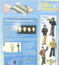 The Beatles Yellow Submarine 16 Scale John Lennon Collectible Action Figure NIB