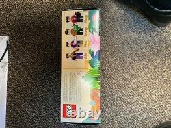 The Beatles Yellow Submarine LEGO 21306 BRAND NEW SEALED