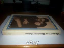 The Beatles/john Lennon//lennon Remembers/first Edition//ultra Rare//ultra Rare