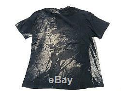 VTG 80s Mosquito Head John Lennon with NYC Shirt The Beatles t-shirt Men's Sizd