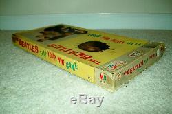 Vintage 1964 The Beatles Flip Your Wig Board Game by Milton Bradley- John Lennon