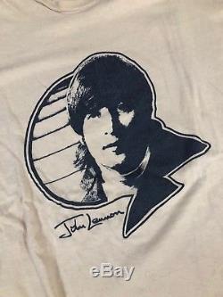 Vintage 70's John Lennon (Beatles) T-shirt
