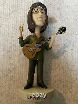Vintage 70s Beatles John Lennon Bobblehead
